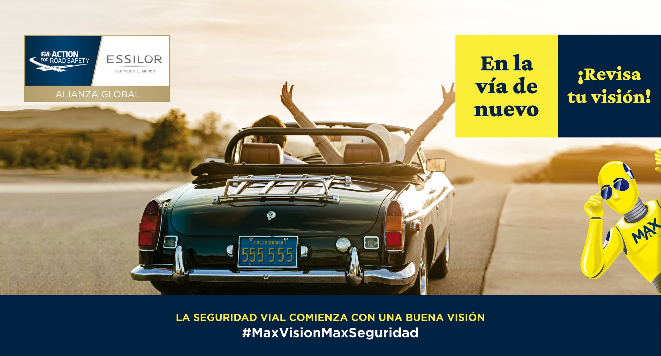 Banner Pagina Web Essilor Colombia On the Road Again